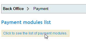 Best payment options for prestashop
