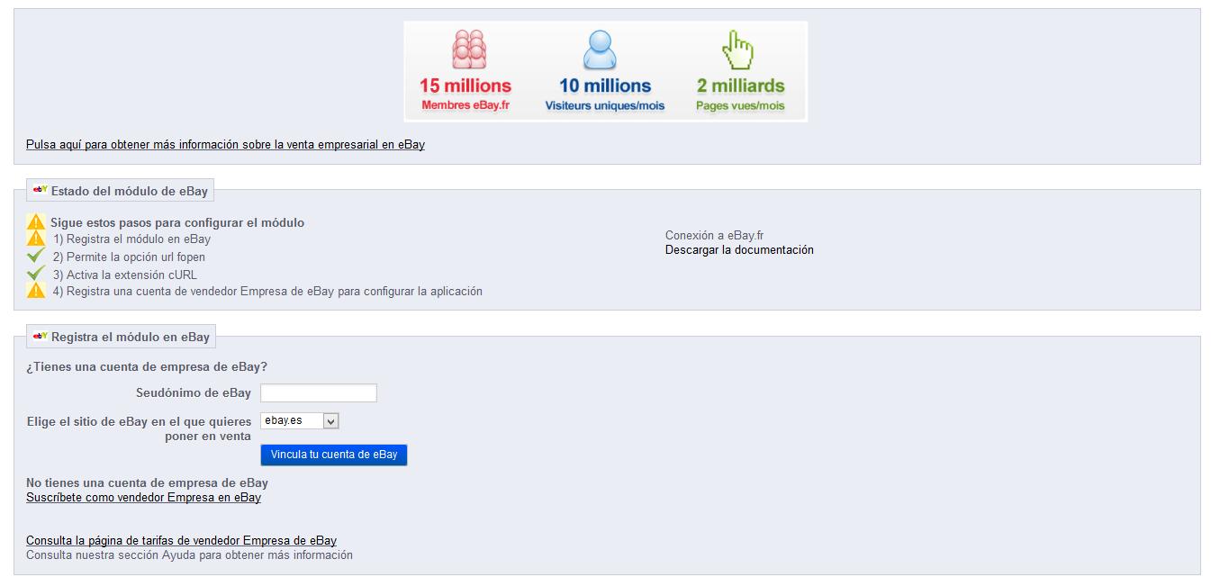 Configurar los Módulos Nativos - PrestaShop 1.5 - PrestaShop ...