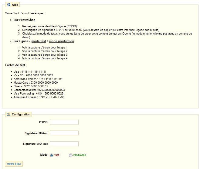 G rer les m thodes de paiement prestashop 1 4 prestashop documentation - Paypal paiement en plusieurs fois ...